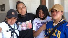 Families Demand Justice In California Police Killings Of Young Latino Men