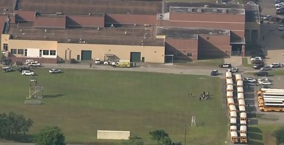 Active Shooter Reported at Santa Fe High School in Texas