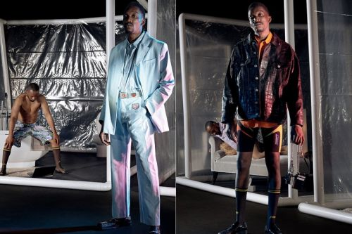 Martine Rose SS21 Is a Subversive Deconstruction of Hyper-Masculinity
