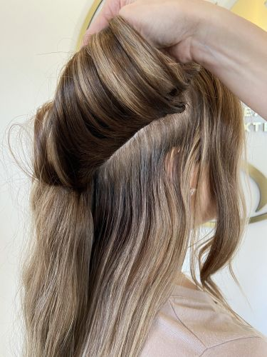 Invisible Bead Extensions: How Hair Extensions Can Boost Confidence for Women Suffering from Hair Loss