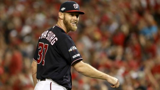 Stephen Strasburg re-signs with Nationals on a seven-year, $245 million deal, per reports