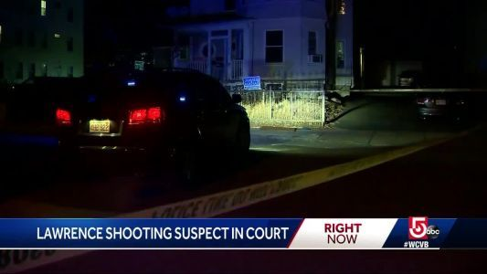Lawrence shooting suspect due in court