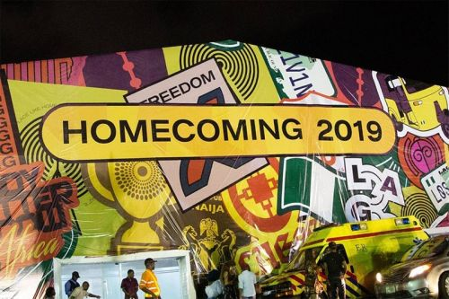 Homecoming Festival Returns With Browns Partnership Celebrating Nigerian Creatives