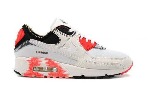Nike Deconstructs and Turns Its Air Max 90 PRM Inside-Out