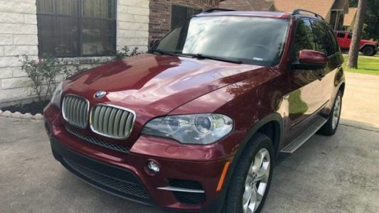 At $13,500, Could This 2012 BMW X5 xDrive 35d Get You To Lean Its Way?