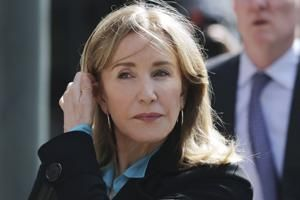Felicity Huffman will see whether she gets jail time for college admissions scandal