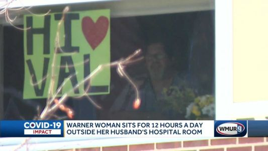 Warner man says he regrets not getting vaccinated after brush with death