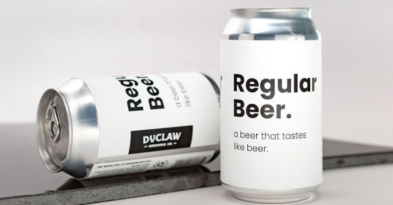 DuClaw Reverts Back To Simplicity With Its New 'Regular Beer'