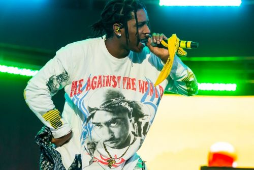 A$AP Rocky Shares New Song