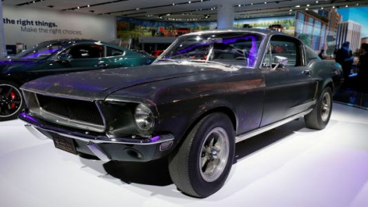 Channel Your Inner Steve McQueen And Buy Yourself The Real Bullitt Mustang