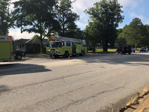 House where man was fatally beaten, stabbed catches fire, authorities say
