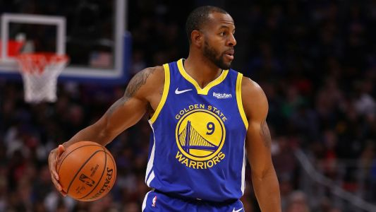 Andre Iguodala injury update: Warriors forward questionable for Game 4