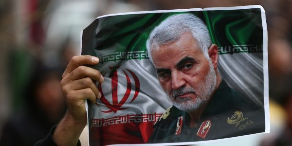 Iran is considering assassinating the US ambassador to South Africa as revenge for top general Qassem Soleimani, report says