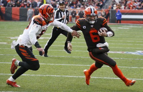 Patriots admit its video crew 'violated league policy' while filming at Bengals-Browns game