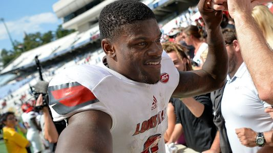 NFL Draft 2018: Patriots host Lamar Jackson, reportedly 'intrigued and impressed' by QB
