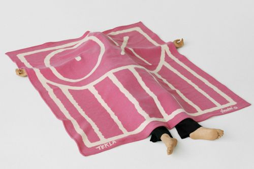 Tekla & André Saraiva to Release Limited Edition 'Mr. A' Blanket