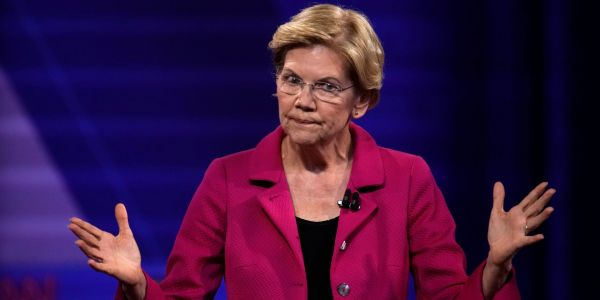 Elizabeth Warren is making a promise that could help Trump win the 2020 election