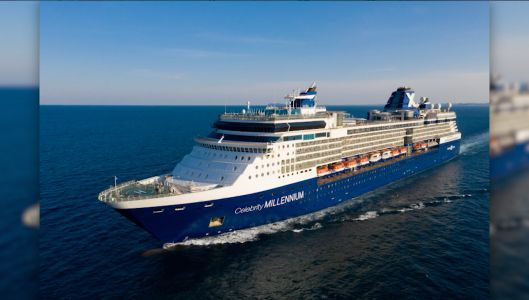 Two passengers aboard 'fully vaccinated' Celebrity Millennium cruise test positive for COVID-19