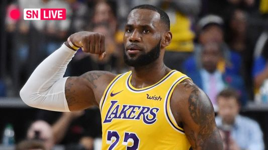 LeBron James' Lakers debut: Score, live updates, highlights from opener vs. Trail Blazers