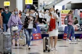 Return of Russians travellers boosts Turkish tourism prospects