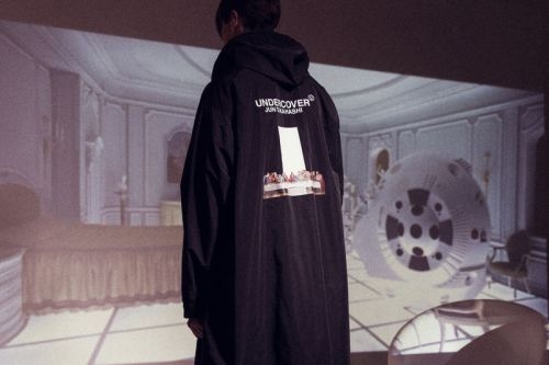An Editorial Look at UNDERCOVER's FW18 Exploration of '2001: A Space Odyssey'