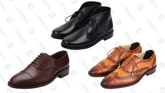 Try On a New Pair of Dress Shoes or Boots From This One-Day Amazon Sale
