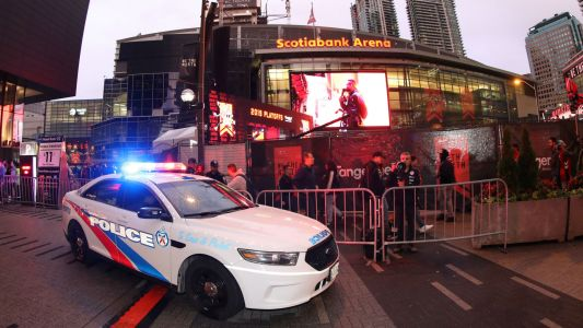 Two injured in shooting during Raptors' championship parade, police say