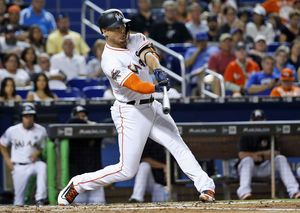 He's a big hit! Yankees get NL MVP Stanton from Marlins