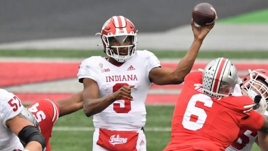 Hoosiers chasing Ohio State's 'gold standard' with Big Ten title in mind