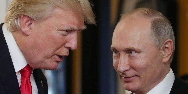 Trump congratulates Putin on hosting the World Cup: 'one of the best ever!'