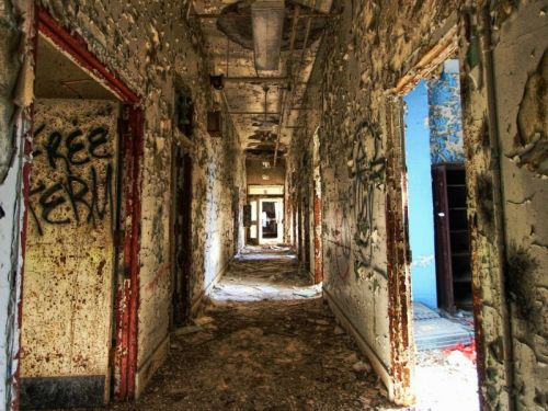 35 abandoned places in the US and the history behind them