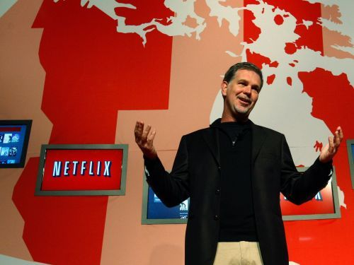 Netflix may already be in half of all US homes, but it's still growing like crazy