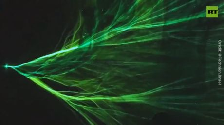 WATCH: Scientists make light 'flow' like a river in incredible breakthrough experiment