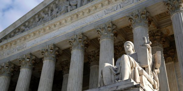 The Supreme Court is hearing a case on sales tax - and online retailers like Overstock and Wayfair could be on the hook