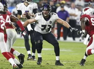 Ravens' Marshal Yanda to retire after 13 years, 8 Pro Bowls