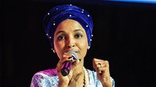 As Trump Supporters Chant 'Send Her Back,' Ilhan Omar Says She'll 'Rise' In Face Of Hate