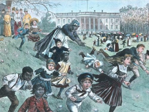 How the White House Easter Egg Roll became one of the oldest American traditions