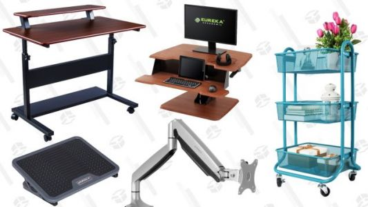 Level Up Your Office With This One-Day Sale On Amazon
