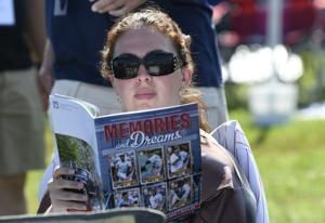 The Latest: Mike Mussina to lead off HOF inductions