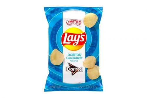 Lay's Delivers Doritos Cool Ranch-Flavored Chips