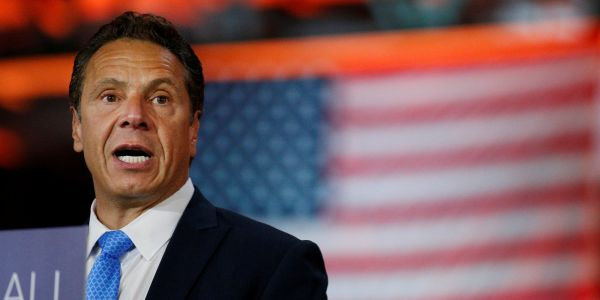Andrew Cuomo claims media is bashing the Amazon HQ2 deal because they compete with the Jeff Bezos-owned Washington Post