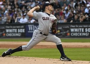 Indians place Trevor Bauer on DL with stress fracture