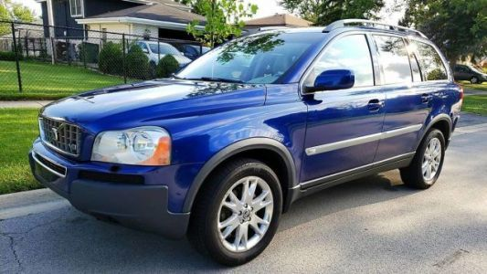 At $2,900, Would You Take A Chance on This 2006 Volvo XC90 V8 Ocean Race Edition?