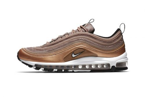 "Nike Will Soon Debut the Air Max 97 In ""Metallic Red Bronze"""