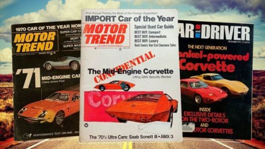 How the Mid-Engine Chevrolet Corvette Became the Automotive Industry's Biggest Urban Legend