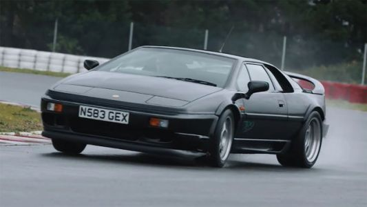 Your '90s Supercar Knowledge Is Not Complete Until You Meet the Best Lotus Esprit