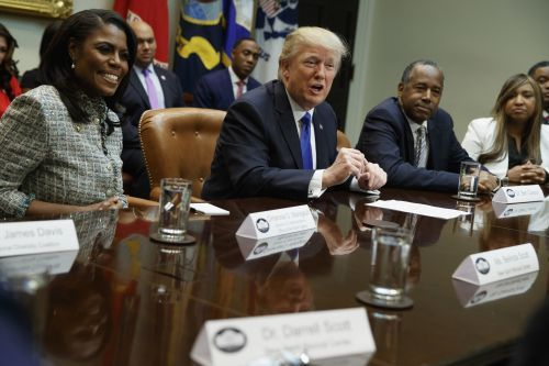 Former 'Apprentice' contestant, Trump adviser Omarosa to leave White House post