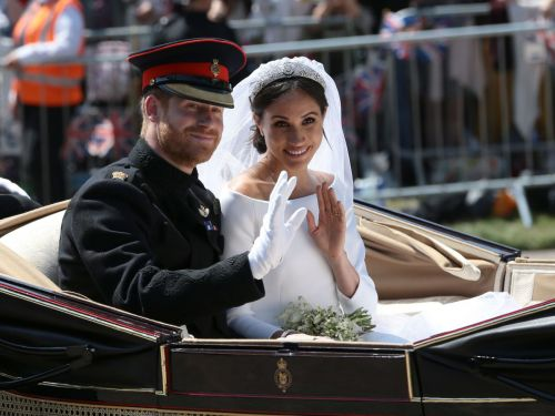 Royal Wedding Guests Played Beer Pong at the Post-Ceremony Reception