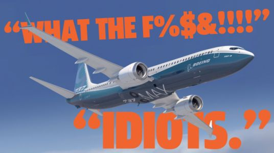 Boeing Called Indonesian Pilots 'Idiots' For Wanting More Training On The 737 Max Prior To Crash