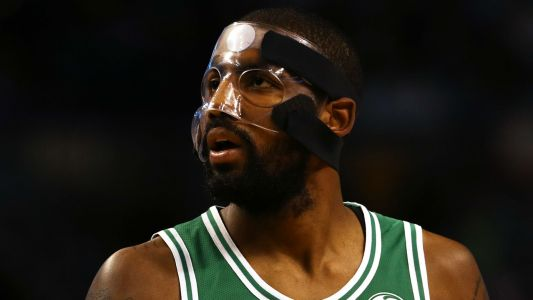 NBA wrap: Kyrie Irving leads Celtics to 16th straight win